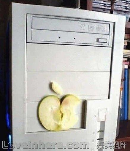 俺家的电脑也是苹果的,老贵了