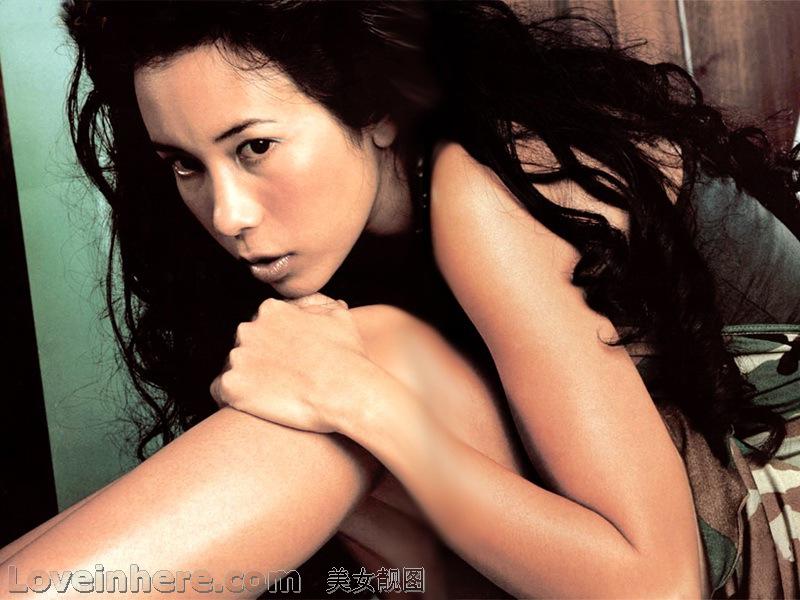 男人内心最诱人曲线--香港十大美腿美人1