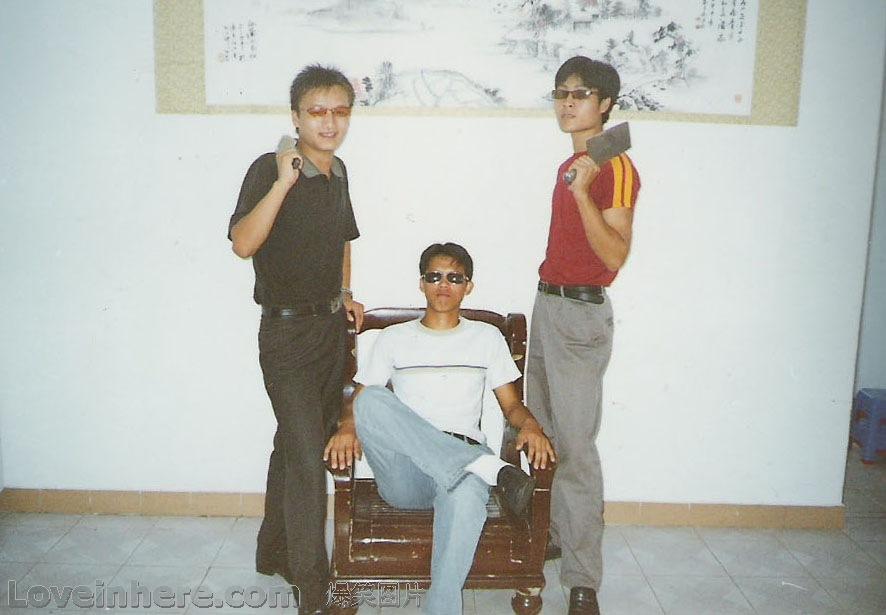 刘华强图片头像_黑社会混混玩的照片_黑社会混混玩的照片画法