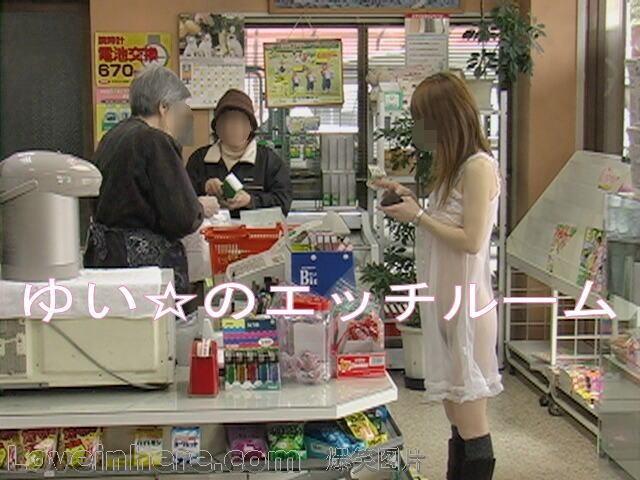 实拍变态日本美女;