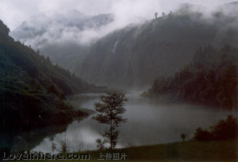 湖南张家界桑植县风景